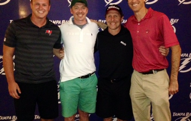 2nd Annual Bolts & Bulls Golf Classic / February 24, 2015 / Avila Golf and Country Club